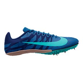 hot sale online 1f90c d1959 Nike Men s Zoom Rival S 9 Track   Field Running Shoes - Blue Jade