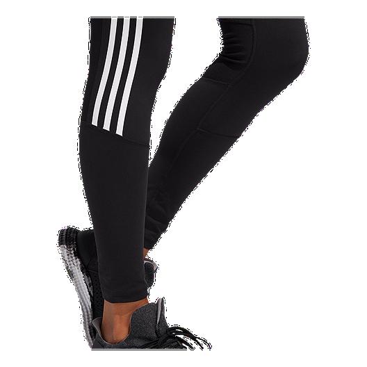 97dd60e6510 adidas Women's Believe This 3 Stripe High Rise 7/8 Tights. (0). View  Description