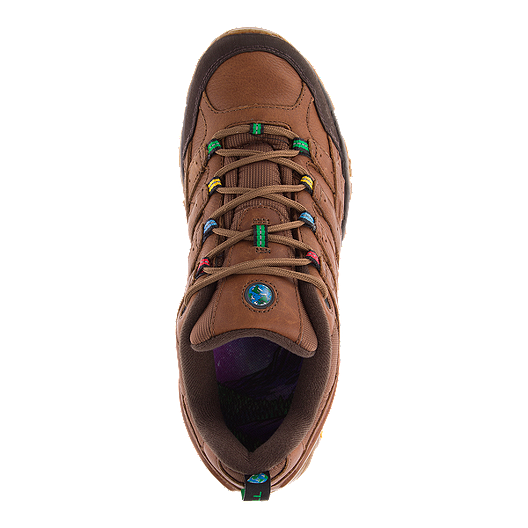Merrell Mens Moab 2 Earth Day Leather Lace Up Walking Shoes