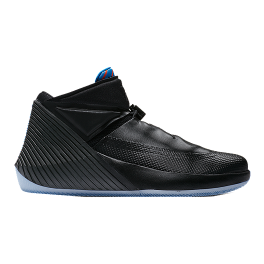 7c119f7ef9e5a4 Nike Men s Jordan Why Not Zero.1 Basketball Shoes - Black Blue Pink ...