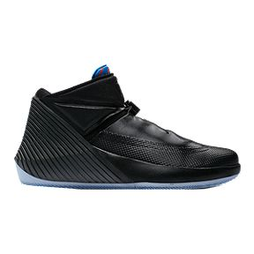 543523f45815a7 Nike Men s Jordan Why Not Zero.1 Basketball Shoes - Black Blue Pink