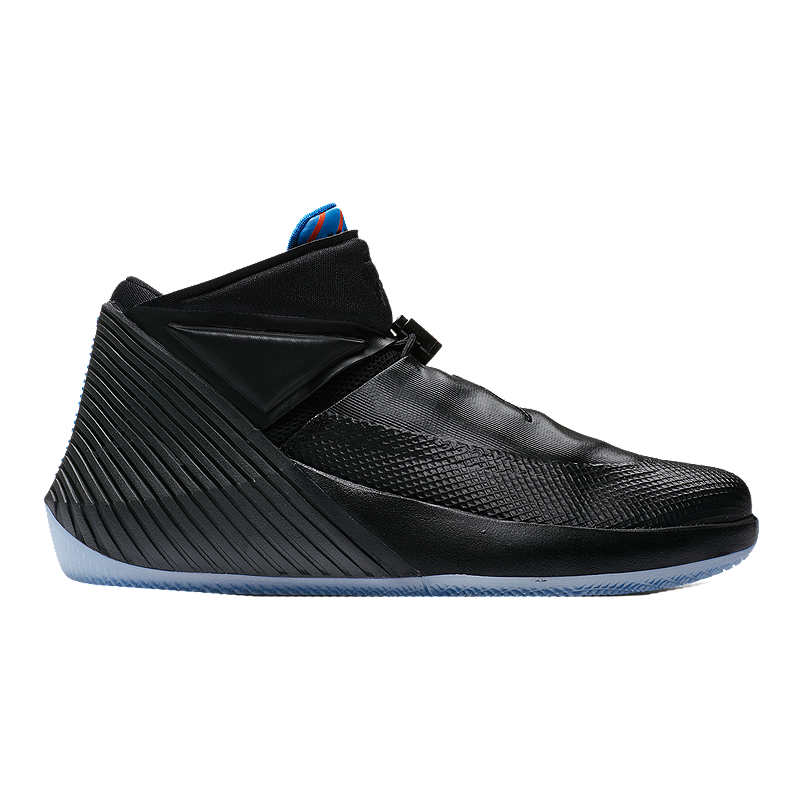 80713f673 Nike Men s Jordan Why Not Zero.1 Basketball Shoes - Black Blue Pink ...