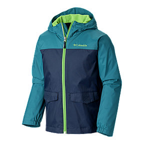 Columbia Toddler Boys' Rain-Zilla Jacket