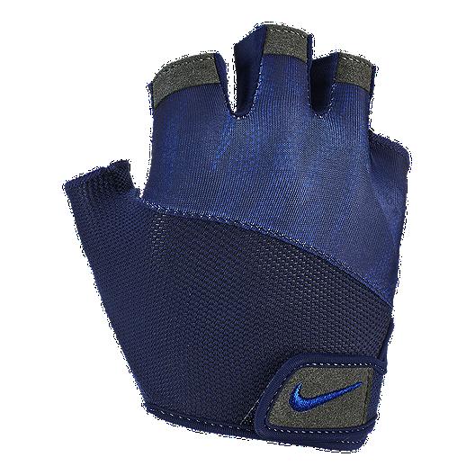 Nike Women s Elemental Fitness Glove Blue Void  762938b9bd
