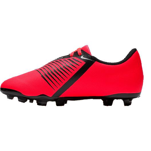 newest b6221 f1207 Nike Boys' Grade School Phantom Venom Soccer Shoes - Red/Black