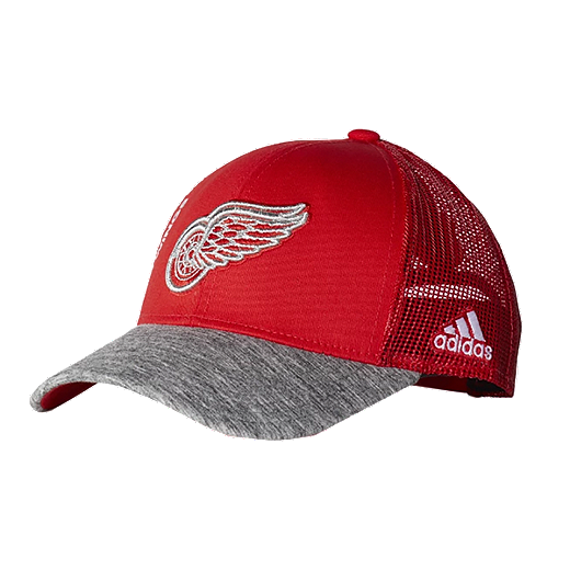 buy popular ff1f6 03cd1 Detroit Red Wings adidas Men's Start Of Season Hat