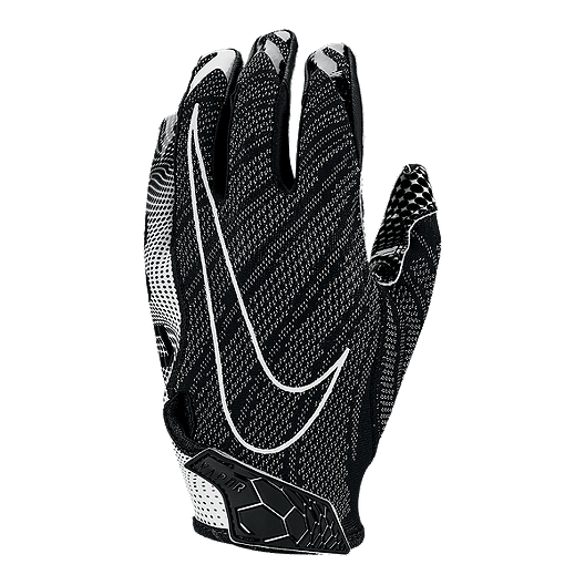 2c07992e88cb Nike Vapor Knit 3.0 Football Glove - Black Black White