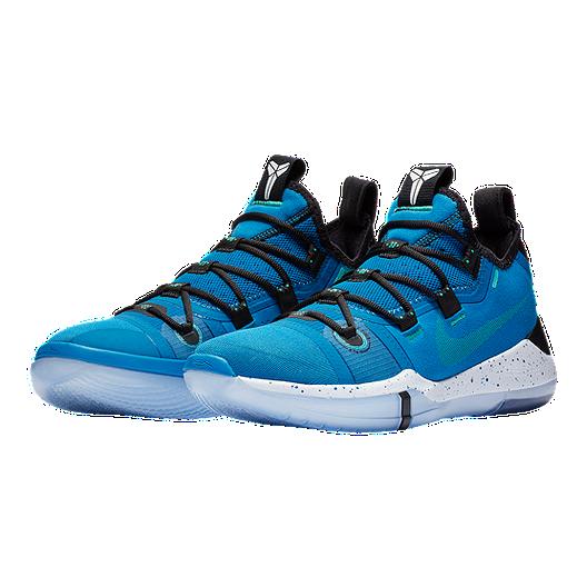 72a53cd899e4e Nike Men's Kobe AD Military Basketball Shoes - Blue/White