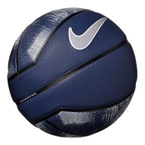 promo code b9237 49252 Nike Lebron Playground 4p Basketball - Navy White