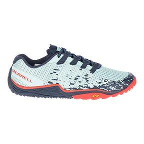 db2d2c3cb Merrell Women s Trail Glove Trail Running Shoes - Blue