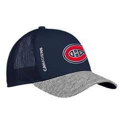 online retailer 33577 726a0 image of Montreal Canadiens adidas Men s Start Of Season Hat with  sku 332695435