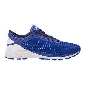 ASICS Women s Dynaflyte 2 Running Shoes - Purple White Blue 95499cfb13