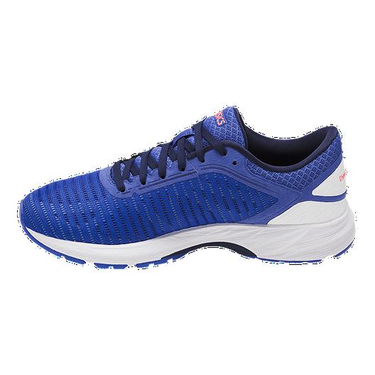 online retailer 346ff d4c46 ASICS Women's Dynaflyte 2 Running Shoes - Purple/White/Blue