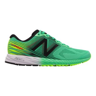 new balance green running