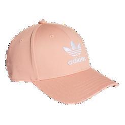adidas Originals Women s Classic Trefoil Hat - Dust Pink  8473b4c05e