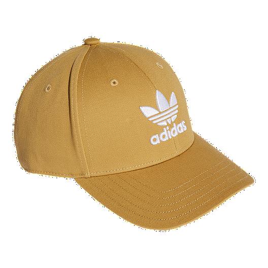96d23c1cc adidas Originals Women's Classic Trefoil Hat - Sand