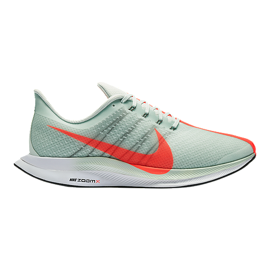 promo code 5496d 2ab3c Nike Men s Zoom Pegasus 35 Turbo Running Shoes - Grey Black White   Sport  Chek