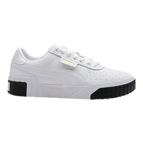 d91f57467 PUMA Women s Cali Shoes - White Black