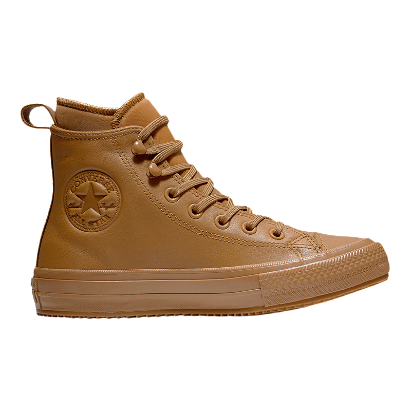 23b74c54623d Converse Men s Chuck Taylor All Star Waterproof Boots - Burnt Caramel