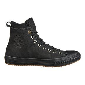 5dc22c3ea003 Converse Men s Chuck Taylor Waterproof Hi Boots - Black
