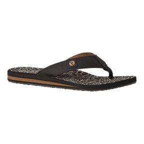 Ripzone Women s Tide Sandals - Black Gold 207f678eb