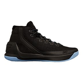 Under Armour Kid s Curry 3 Grade School Basketball Shoes - Black 05b6b424be6