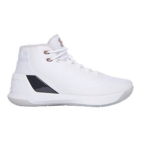 3b5cbd2cd51a Under Armour Kids  Curry 3 Grade School Basketball Shoes - White