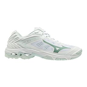 purchase cheap 0eb2b aa13a Mizuno Women s Wave Lightning Z5 Indoor Court Shoes - White