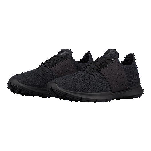 innovative design f15dd b4f3c Under Armour Men's Speedform Slingwrap Running Shoes - Black ...