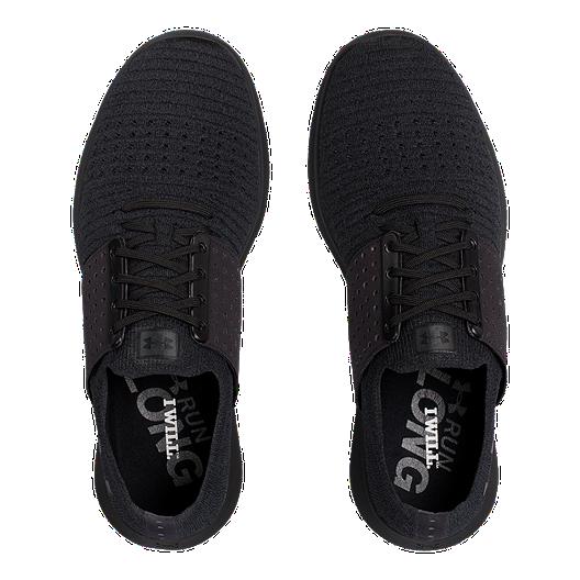 innovative design 8b7ac ba7ed Under Armour Men's Speedform Slingwrap Running Shoes - Black ...