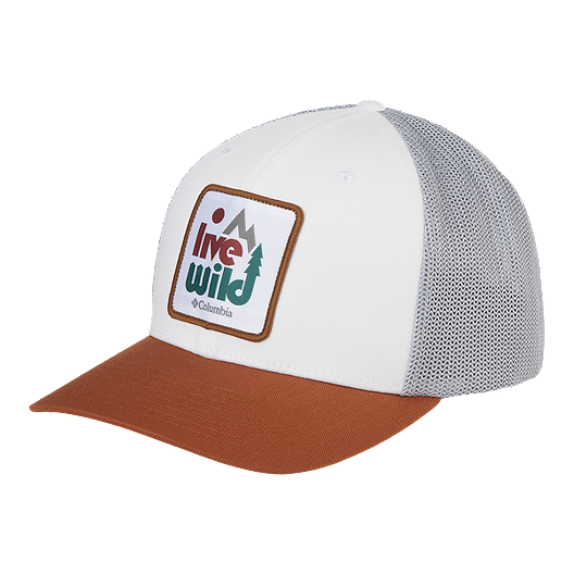 9bfe71fb36a1e Columbia Men s Trail Ethos Mesh Flexfit Hat