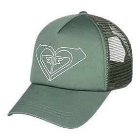 eb4c24998c14f Roxy Women s Truckin Color Hat - Green