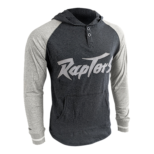 403669ac Toronto Raptors Men's Mitchell and Ness Slugfest Lightweight Hoodie | Sport  Chek