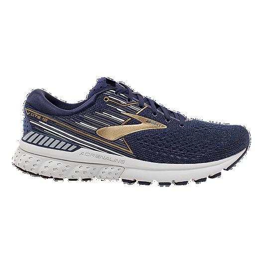 e396b4fd21de7 Brooks Men s Adrenaline GTS 19 Running Shoes - Navy Gold Red