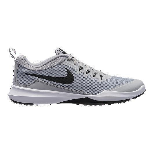 new arrival 2f9dc 4bb7c Nike Men s Legend Trainer Training Shoes - Wolf Grey Black   Sport Chek