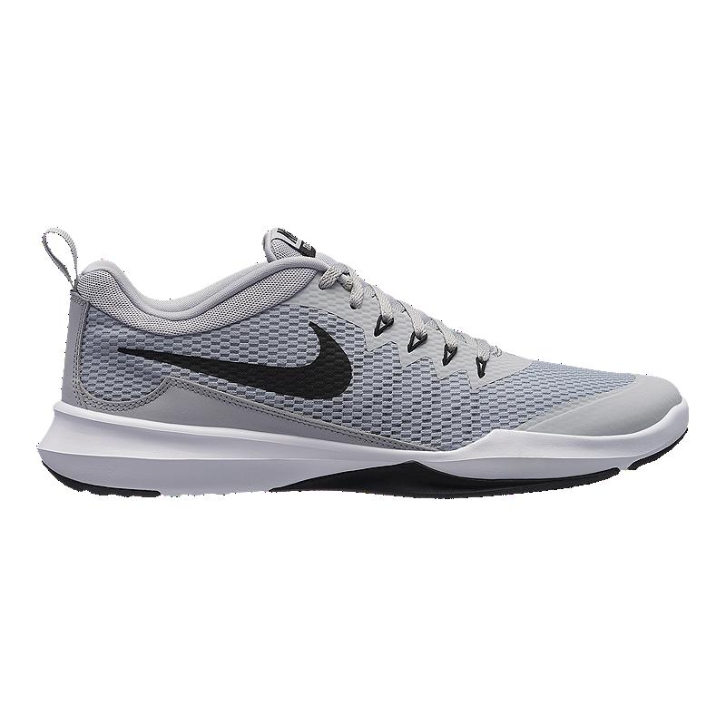 d88a66c2d Nike Men s Legend Trainer Training Shoes - Wolf Grey Black