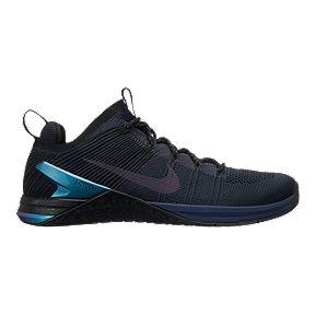 Nike Men s Metcon DSX Flyknit AMP Training Shoes - Navy Black ee15cacf7
