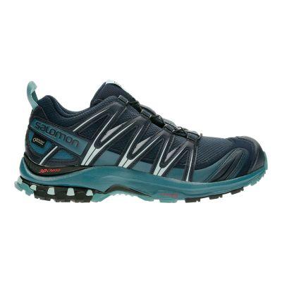 salomon gore tex trail running shoes womens ultra