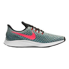 Nike Men s Air Zoom Pegasus 35 Running Shoes - Grey Black 9b0c425f32e19