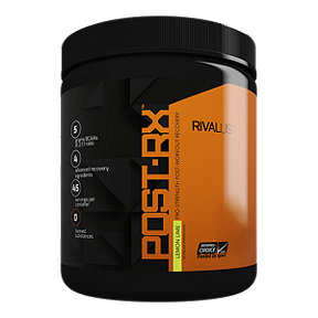 Rivalus Post Rx Workout Recovery Lemon Lime