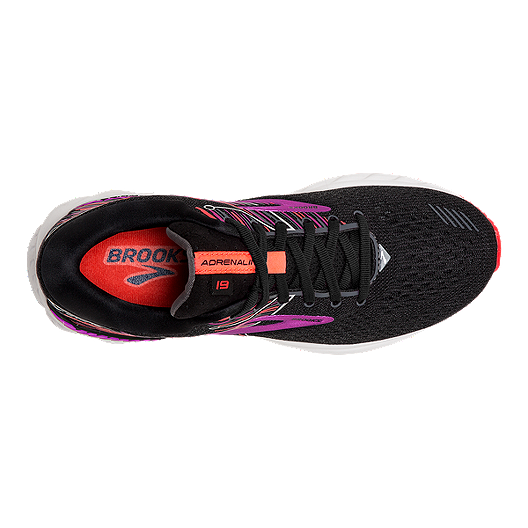 cbb0ab1c40c Brooks Women s Adrenaline GTS 19 Running Shoes - Black Purple. (0). View  Description