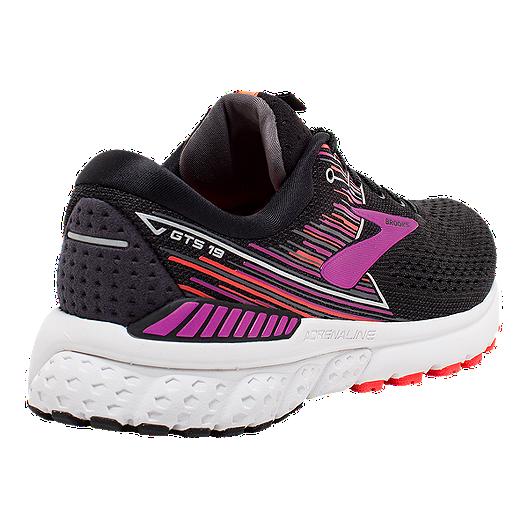 cdf2fa596b0 Brooks Women s Adrenaline GTS 19 Running Shoes - Black Purple. (0). View  Description