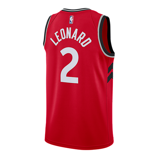 e3d05b4950e ... buy toronto raptors nike mens swingman icon kawhi leonard jersey red  ac7db 1b522