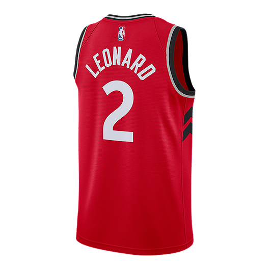 7d1c2a811724 Toronto Raptors Nike Men s Swingman Icon Kawhi Leonard Jersey ...