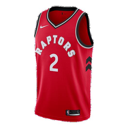 finest selection c30c6 9771b Toronto Raptors Nike Men's Swingman Icon Kawhi Leonard ...