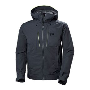 df52716e20ec Helly Hansen Men s Alpha 3L Shell Jacket