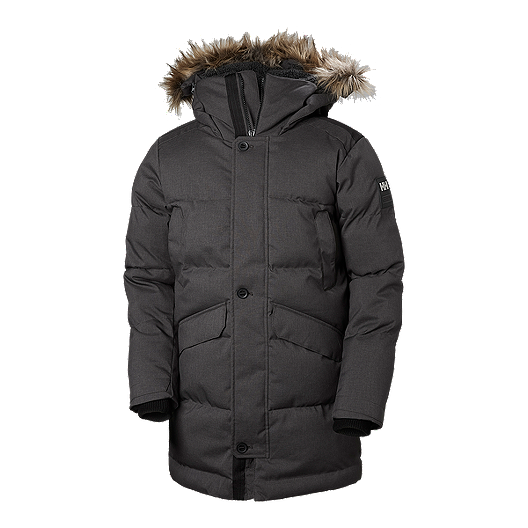 e76549bd244 Helly Hansen Men's Barents Insulated Parka | Sport Chek