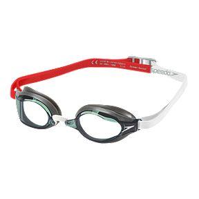 399eea50eb3e Speedo Speed Socket 2.0 Mirrored Swim Goggles - Firey Red