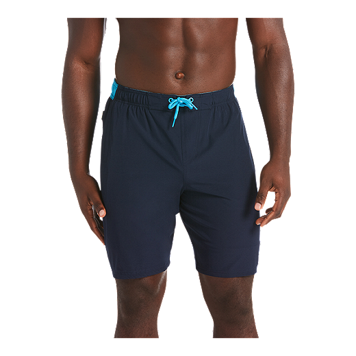854d9e1285 Nike Men's Contend 2.0 9 Inch Volley Shorts - Obsidian | Sport Chek