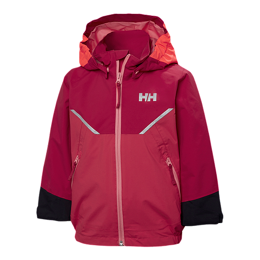 d0d9fbf2 Helly Hansen Toddler Girls' K Shelter Jacket | Sport Chek
